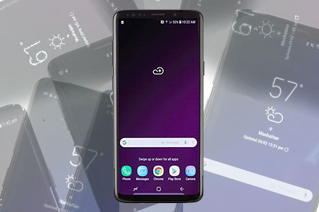 Samsung S9 Plus SM-G965F Firmware - Android 9 - Firmware